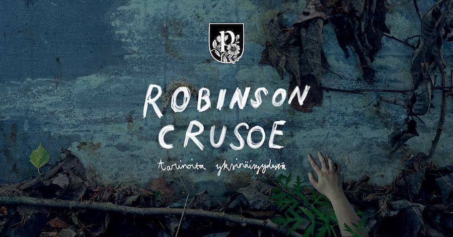 Robinson Crusoe – tarinoita yksinäisyydestä, kuva